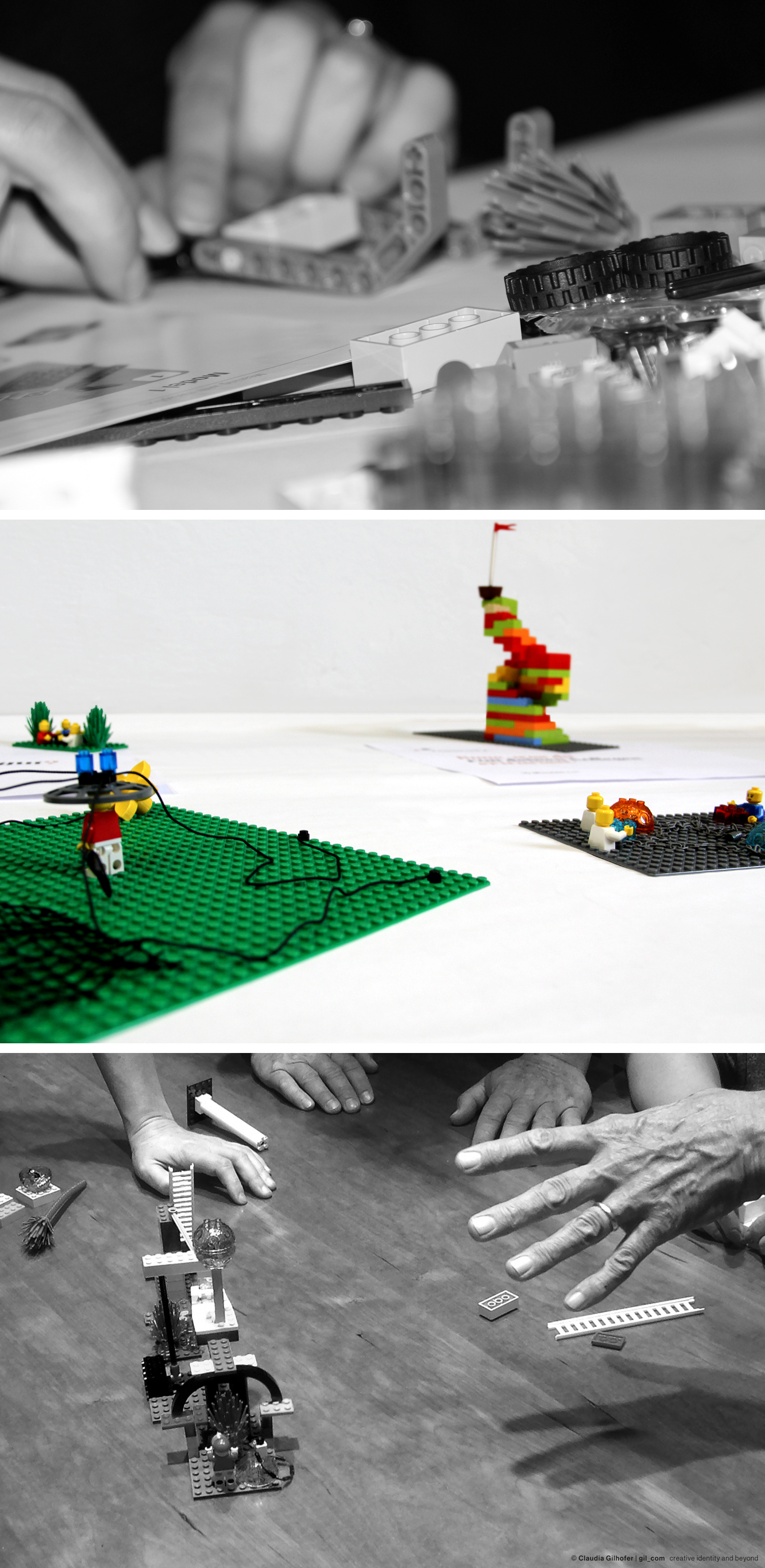 LEGO SERIOUS PLAY gil_com creative identity and beyond