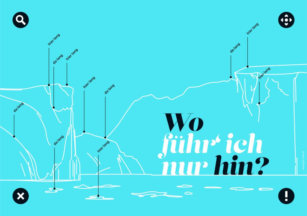 Wo führ' ich nur hin? //_ Führungskräfte-Workshop: 16. 09. 2016 in Linz